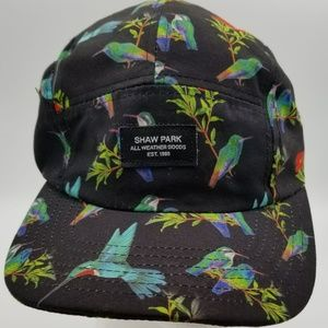 Shaw Park All Weather Goods Humming Birds Hat